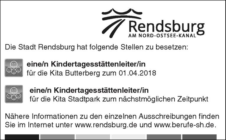 Kindertagesstättenleiter/in