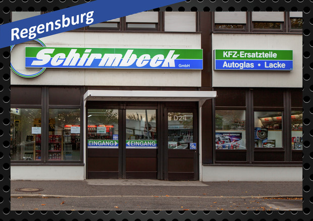 Schirmbeck Regensburg