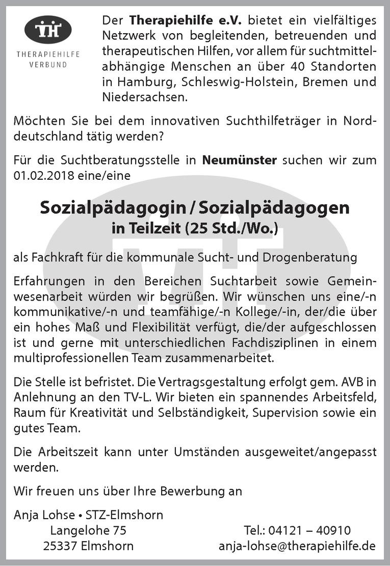 Sozialpädagogin / Sozialpädagoge
