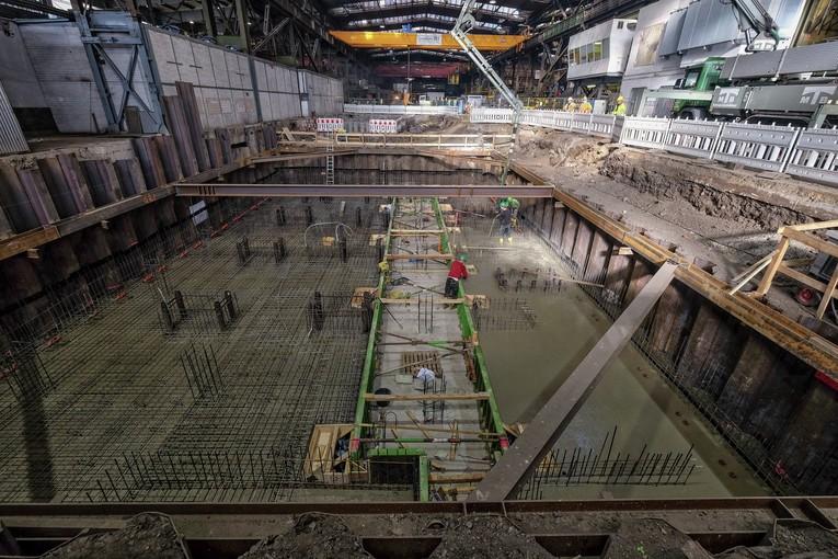 Beton- und Stahlbetonbauer/-in