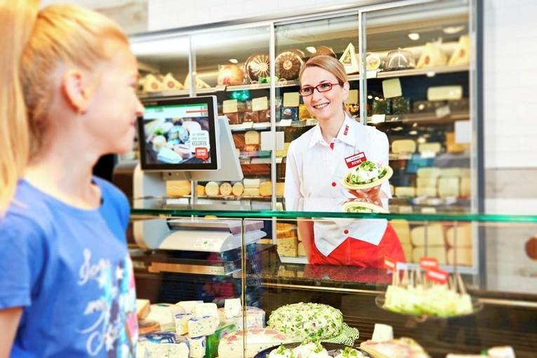 Verkäufer (m/w) für die Bedienungstheke (Fleisch, Wurst, Käse)
