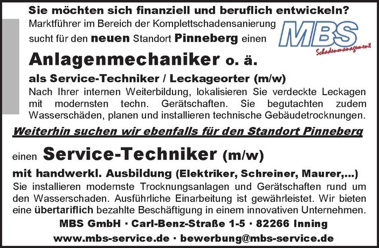 Service-Techniker (m/w)