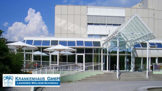 Krankenhaus GmbH Landkreis Weilheim-Schongau Jobs
