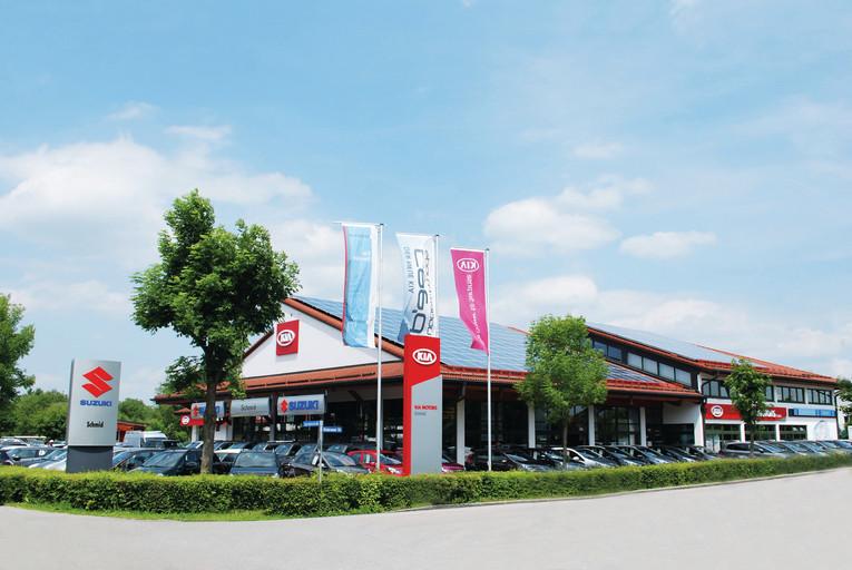Betriebsleiter (m/w) für ein modernes Autohaus in Höhenkirchen.