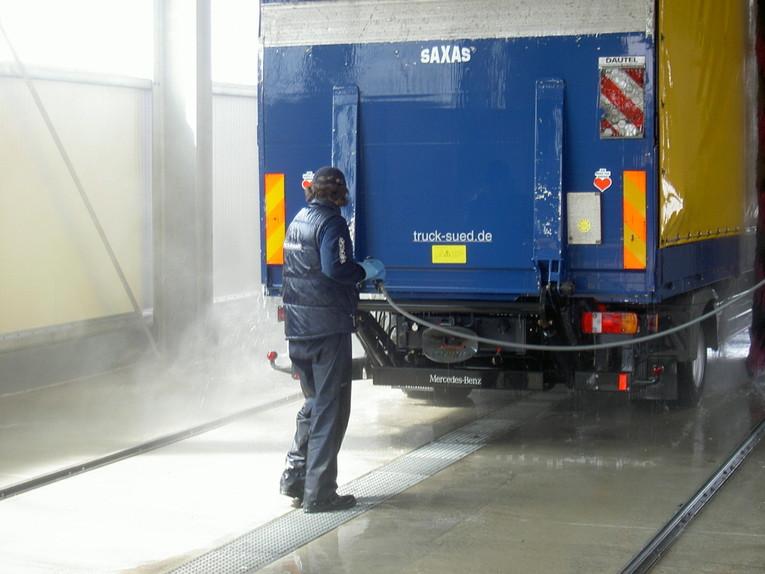 Fahrzeugwäscher (m/w) in Voll- oder Teilzeit