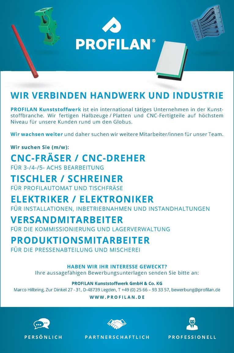 CNC-FRÄSER / CNC-DREHER