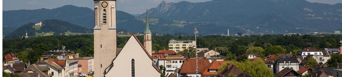 Stadt Freilassing