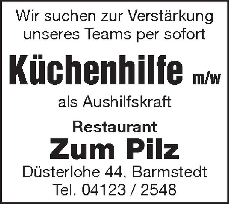Küchenhilfe m/w