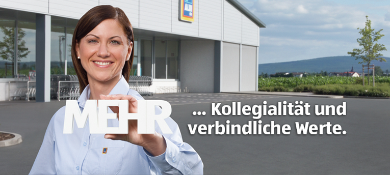 Aushilfe Verkauf (m/w) auf Minijob-Basis bei ALDI SÜD