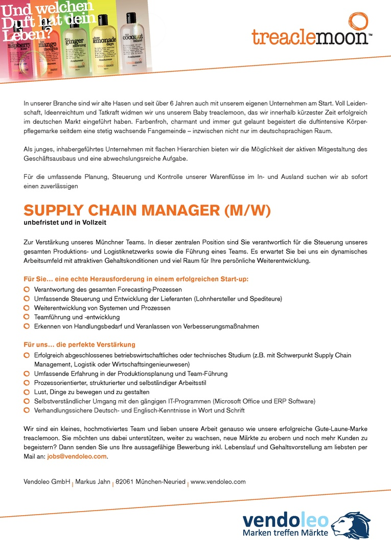 Groß Entry Level Lebenslauf In Supply Chain Management Ideen ...