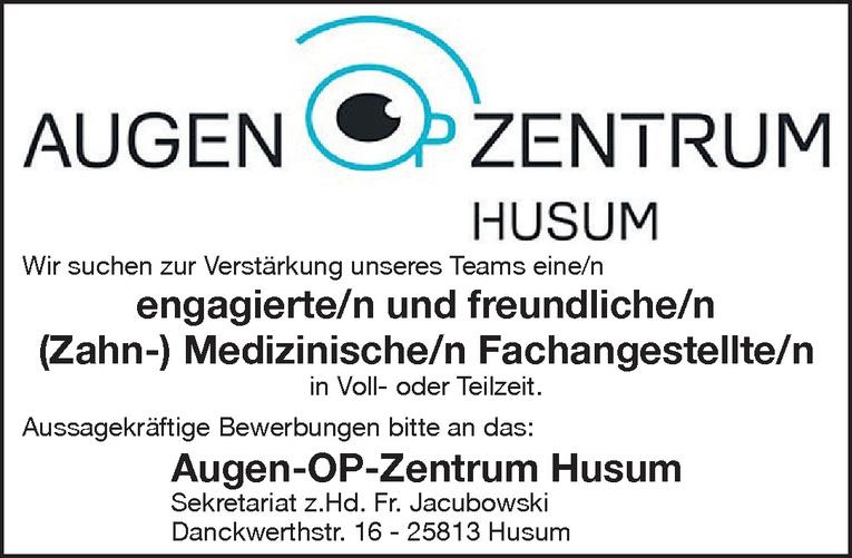 (Zahn-) Medizinische/n Fachangestellte/n