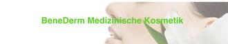 Benederm Medizinische Kosmetik