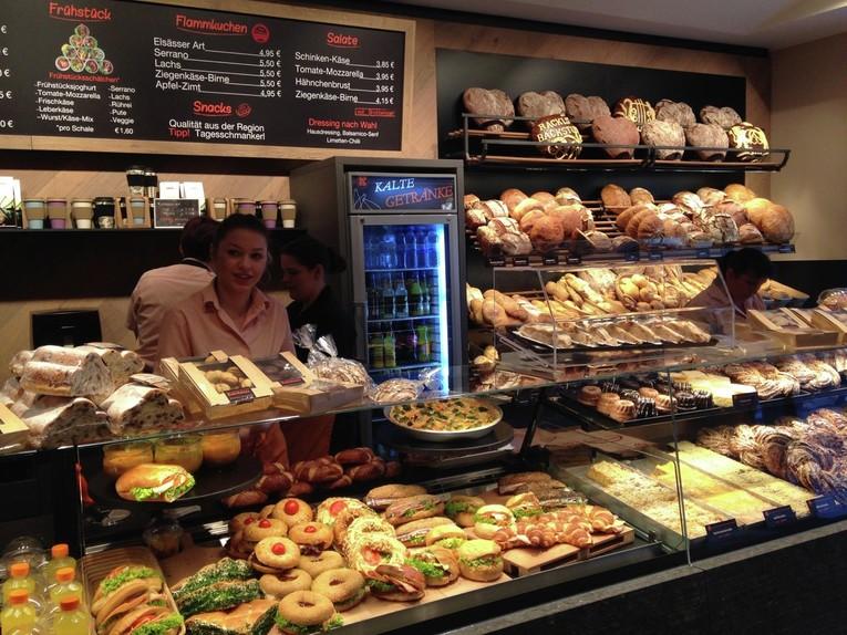 Servicekraft (m/w) Bäckerei-Kaffee