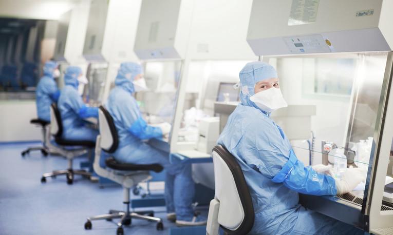 Vorarbeiter (m/w) des Reinigungsteams im Laborbereich