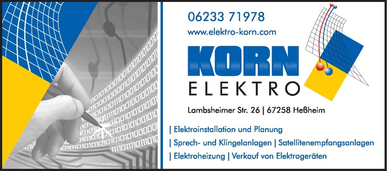 Elektroinstallateur (m/w)