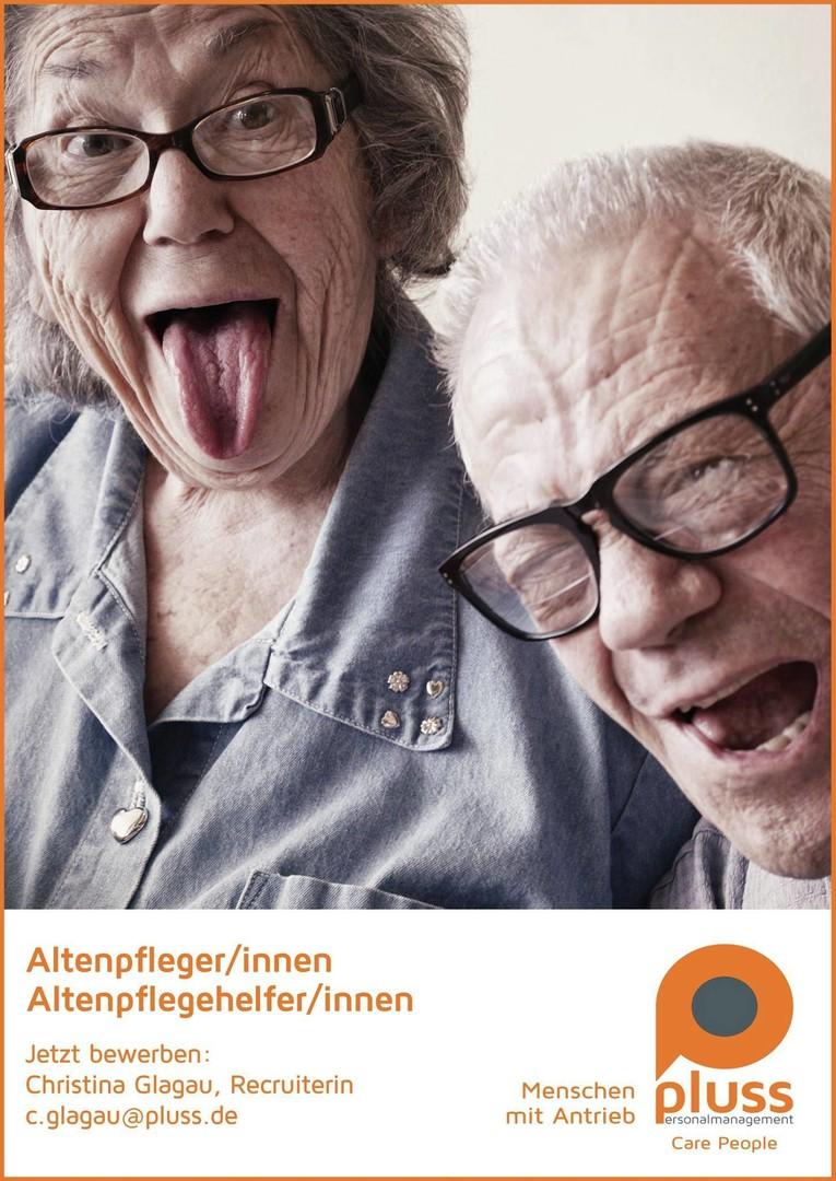 Altenpfleger/innen im stationären Bereich gesucht!