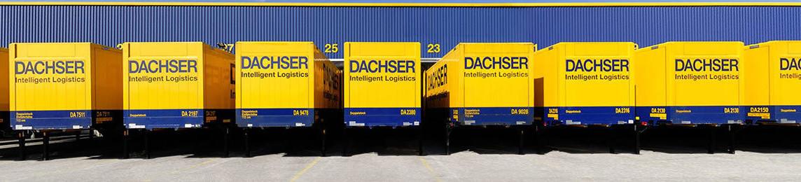 Dachser SE Logistikzentrum Hannover European Logistics