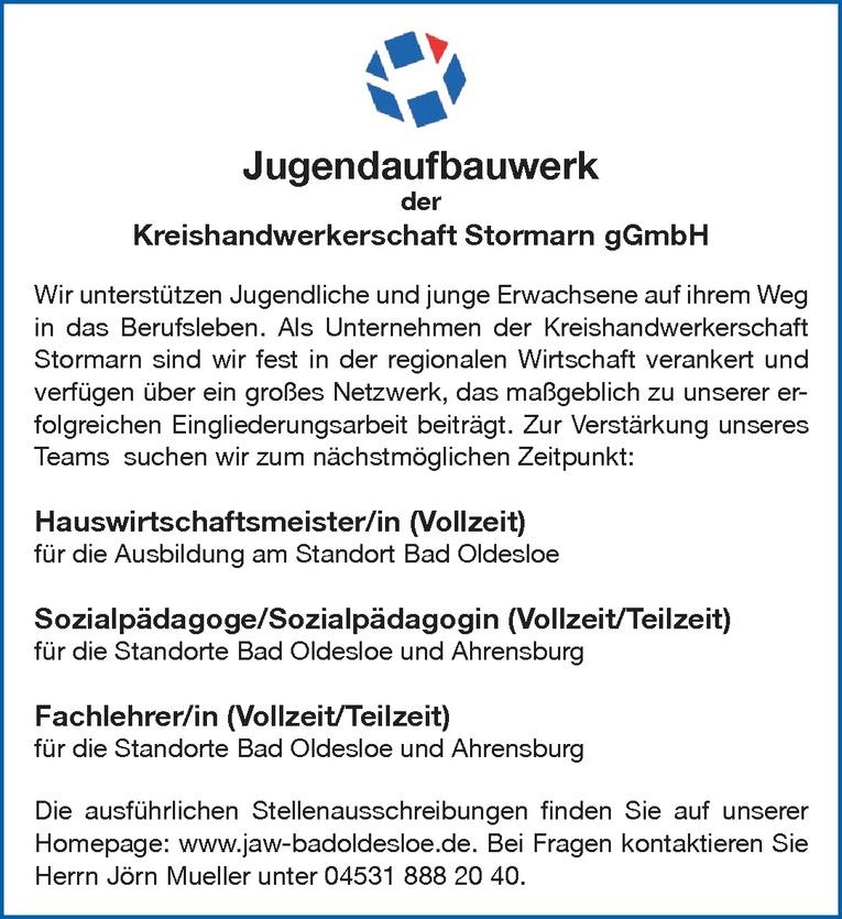 Sozialpädagoge/Sozialpädagogin