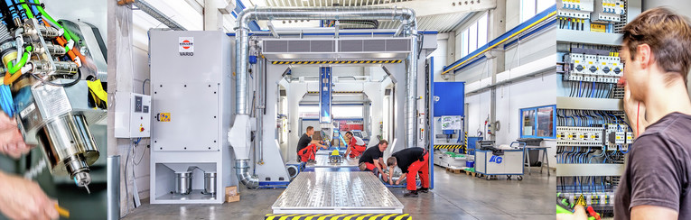 Fertigungsmitarbeiter im Maschinenbau (m/w)