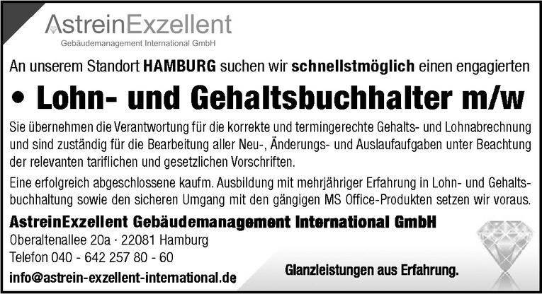 Lohn- und Gehaltsbuchhalter m/w