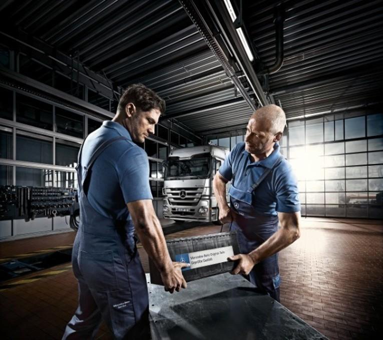 LKW Mechatroniker/-in für Mercedes-Benz Betrieb