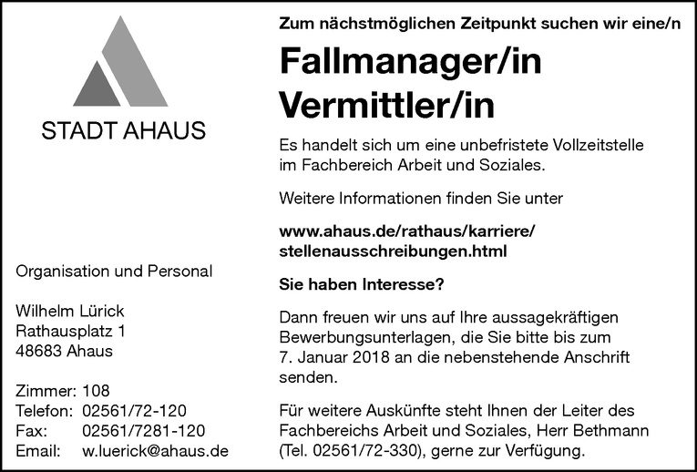 Fallmanager/in