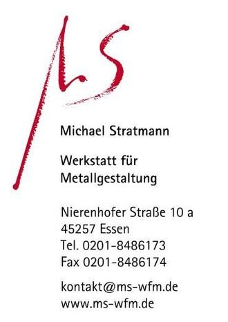 Michael Stratmann Werkstatt für Metallgestaltung