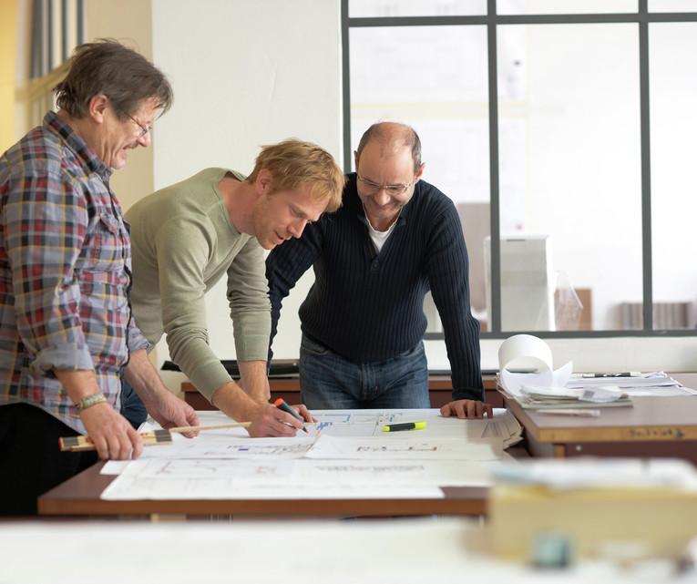 Projektleiter/-in für Innenausbau