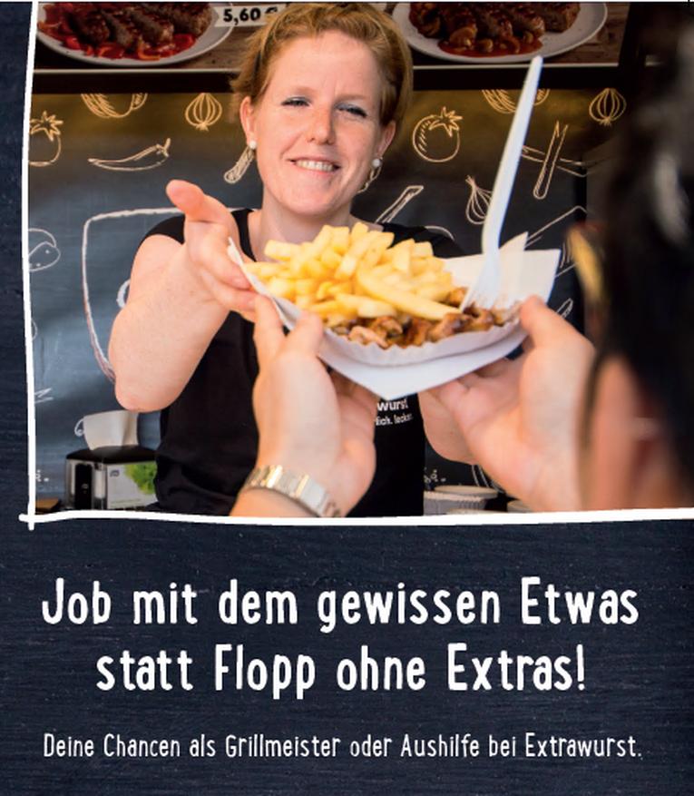 Nette/r Kollege/in in Voll-/bzw. Teilzeit für Imbiss in Lüdenscheid gesucht!