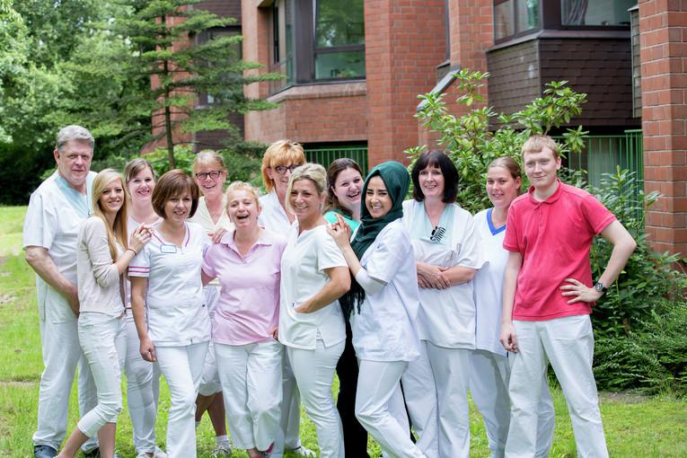 Pflegehilfskraft (m/w) in Teilzeit