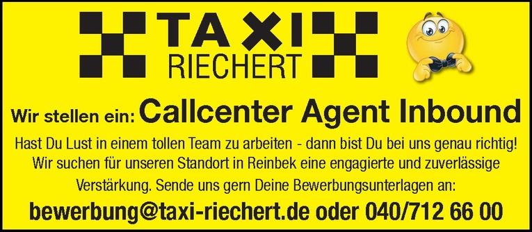 Callcenter Agent Inbound