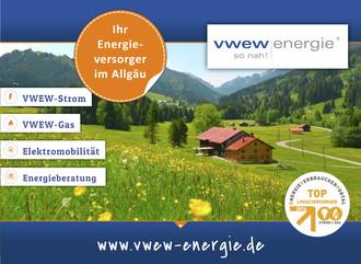 VWEW-energie - Vereinigte Wertach-Elektrizitätswerke GmbH