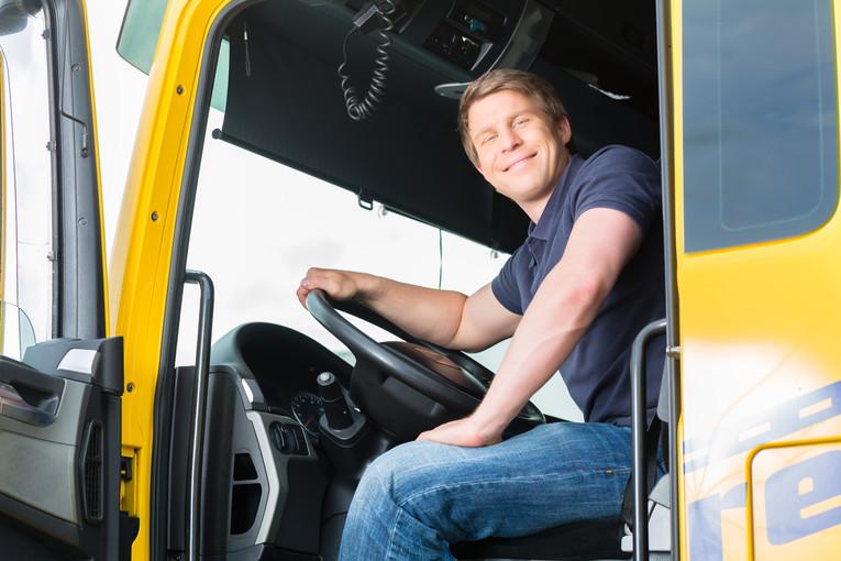 Ausbildung zum/r Berufskraftfahrer/in