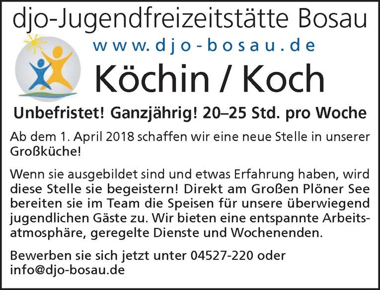 Köchin / Koch