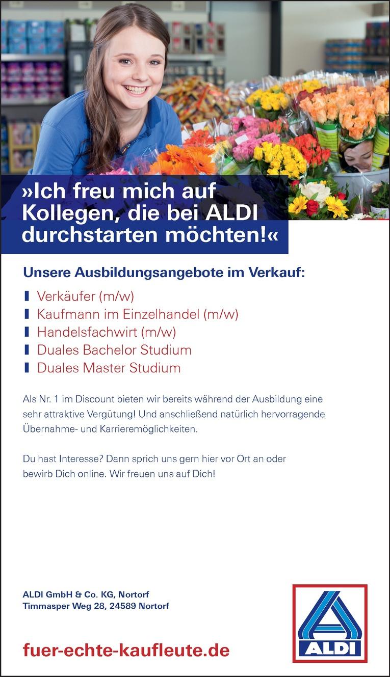 Ausbildung: Kaufmann im Einzelhandel (m/w)