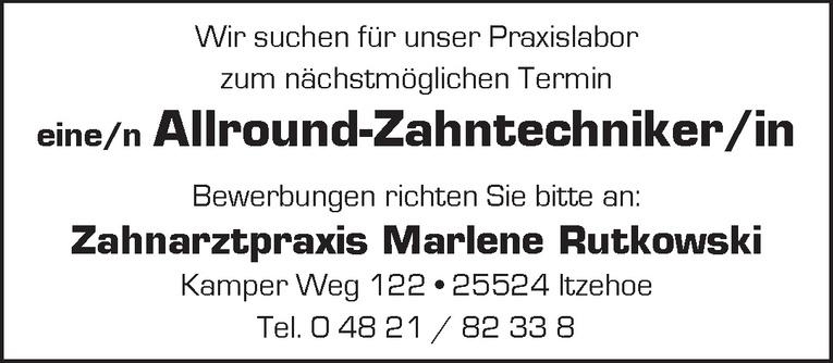 Allround-Zahntechniker/in