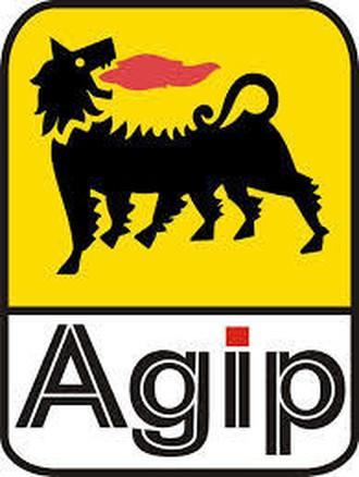 Agip - Tankstelle