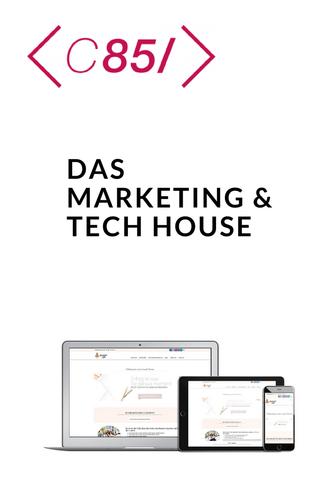 C85 GmbH Ihre Full-Service Agentur Design, Entwicklung & WebSales