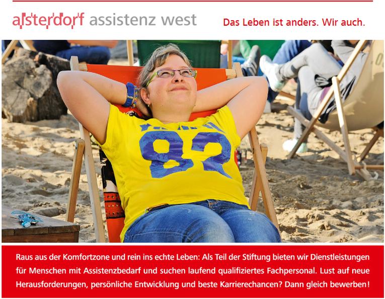 Heilerzieher / Erzieher (m/w) für Hausgemeinschaft der Eingliederunghilfe Alsterdorfer Gärten gesucht