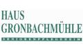Dr. Schimmelpfennig Seniorenpflegeheim GmbH Haus Gronbachmühle