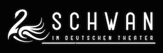 Schwan im Deutschen Theater