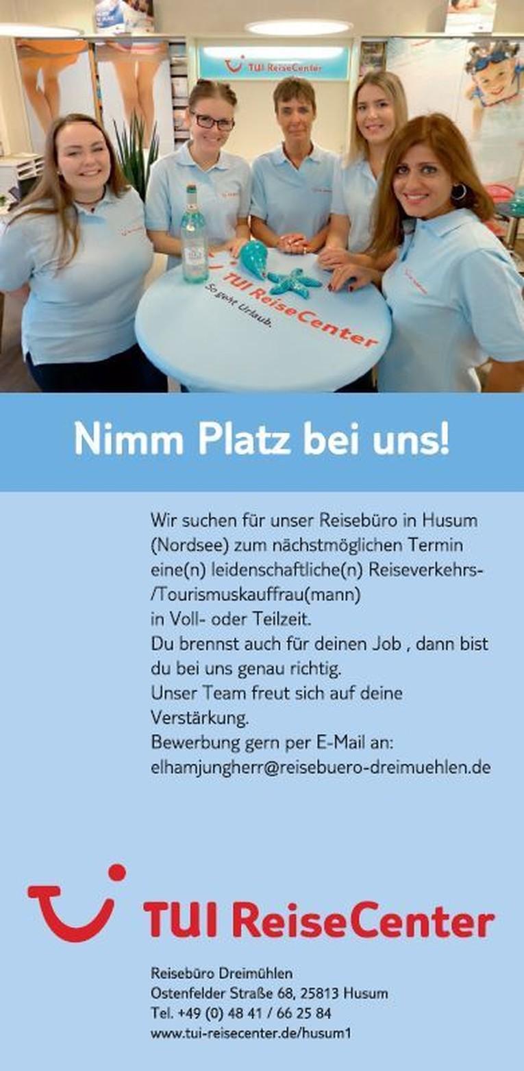 Reiseverkehrs-/Tourismuskauffrau/mann
