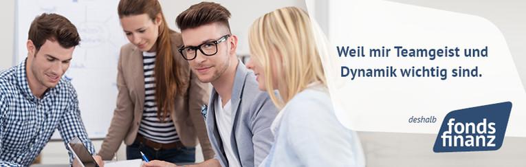 Ausbildung Kaufmann (m/w) für Versicherungen und Finanzen - Schwerpunkt Versicherungen