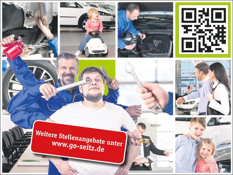 Fahrer (m/w) auf 450-€-Basis für unser Seat Zentrum