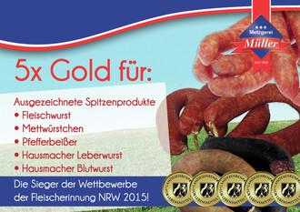 Müller Wittgensteiner Fleisch- und Wurstwaren GmbH