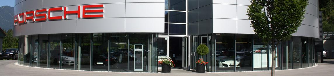 Porsche Zentrum Garmisch-Partenkirchen / Heitz Sportwagen GmbH