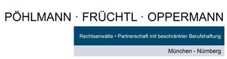 Rechtsanwälte Pöhlmann Früchtl Oppermann PartmbB