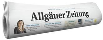Stellenanzeige aus der Allgäuer Zeitung