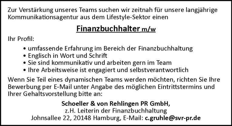Finanzbuchhalter m/w
