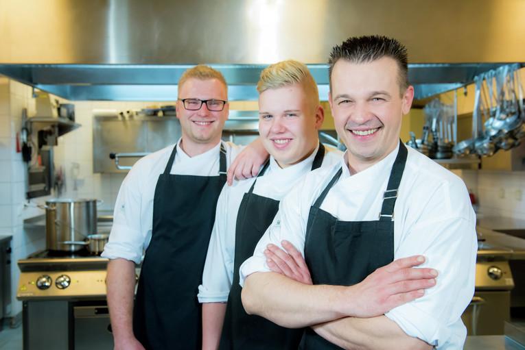 """Koch für unser Strandbistro """"Sandwig"""" (m/w)"""